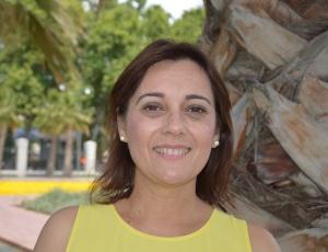 Ana Gómez Narváez, nº18 por Málaga para la gente