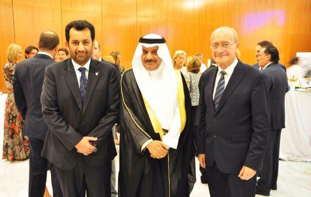 Alcalde arabia saudi