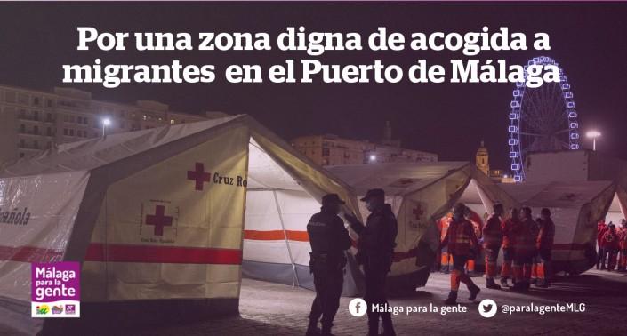 migrantes puerto